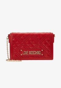 Love Moschino - Umhängetasche - red - 5