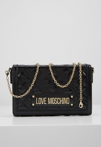 Love Moschino - Schoudertas - black - 5