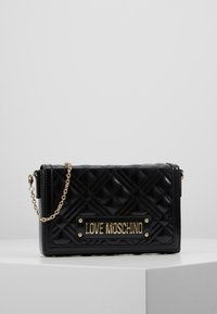 Love Moschino - Schoudertas - black - 0