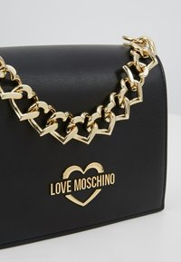 Love Moschino - Handtasche - black - 6