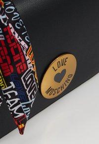 Love Moschino - Borsa a mano - black - 6