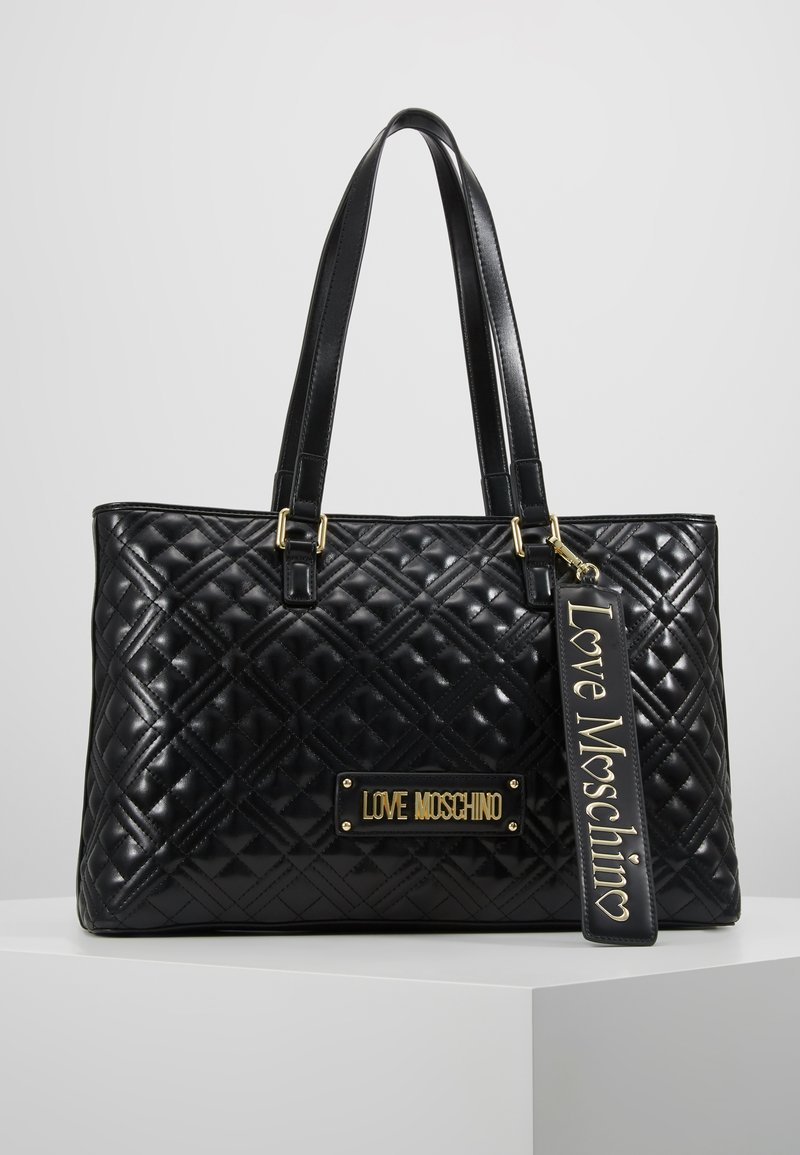 Love Moschino - Shopping Bag - black