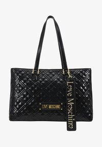 Love Moschino - Shopping Bag - black - 5