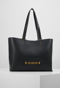 Love Moschino - Handtasche - black - 0