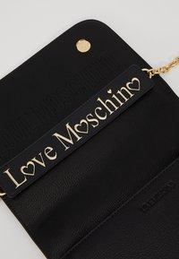 Love Moschino - Borsa a tracolla - black - 6