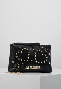 Love Moschino - ALE0 - Schoudertas - black - 0