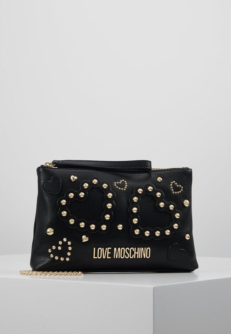 Love Moschino - ALE0 - Schoudertas - black