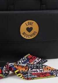 Love Moschino - Käsilaukku - black - 6