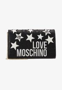 Love Moschino - Torba na ramię - black - 1