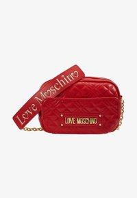 Love Moschino - Schoudertas - red - 5