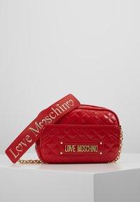 Love Moschino - Schoudertas - red - 0