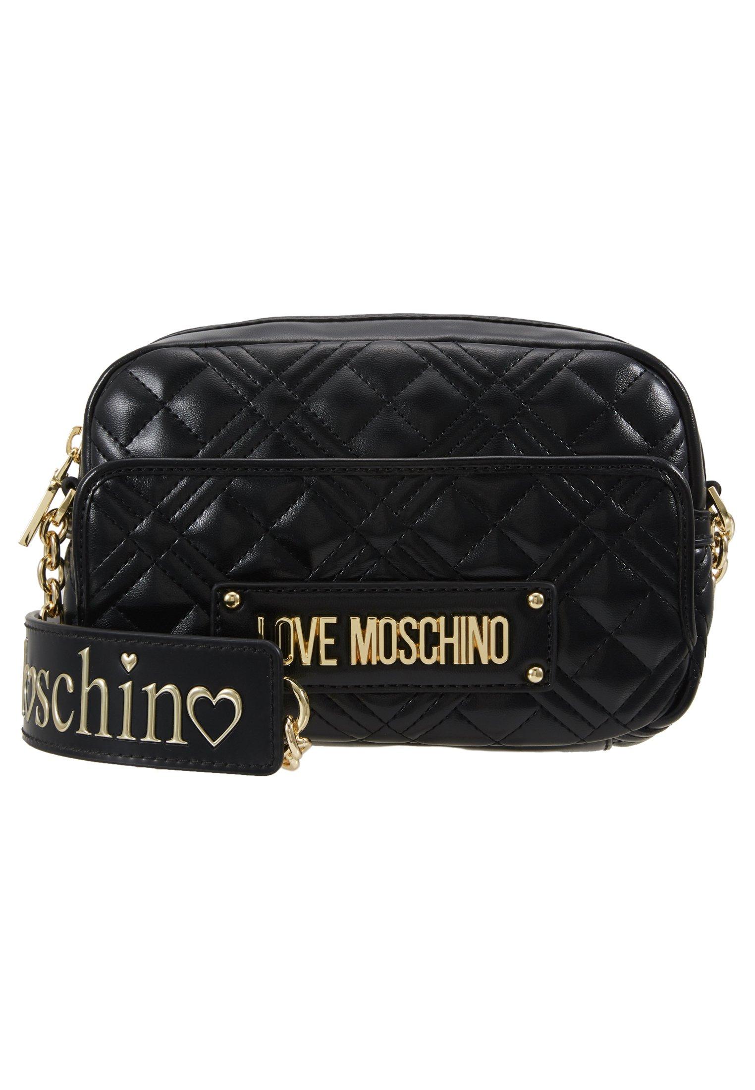 Love Moschino Sac Bandoulière - Black