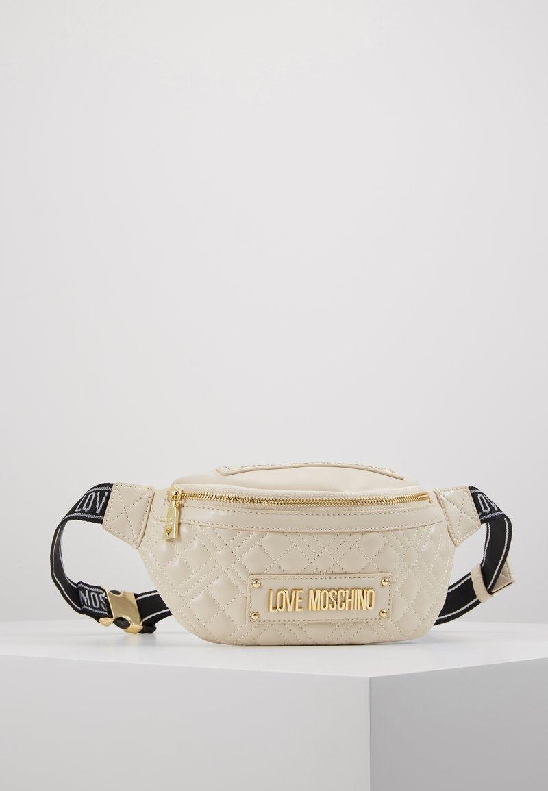 Love Moschino - Bum bag - ivory