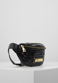 Love Moschino - Gürteltasche - black - 3