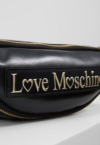 Love Moschino - Gürteltasche - black - 6
