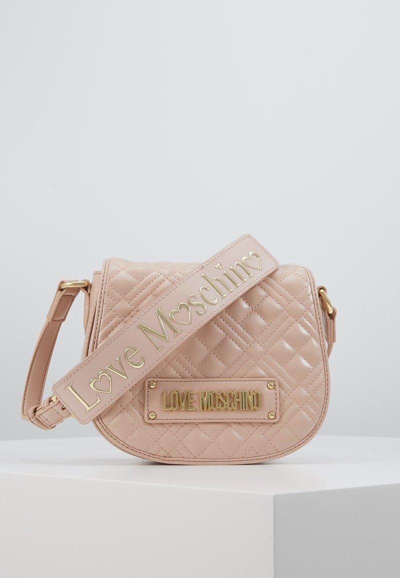 Love Moschino - Schoudertas - rosa