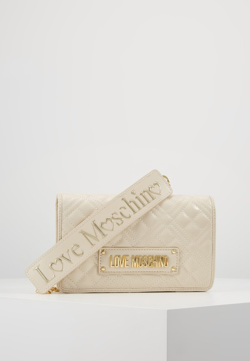 Love Moschino - Clutch - ivory
