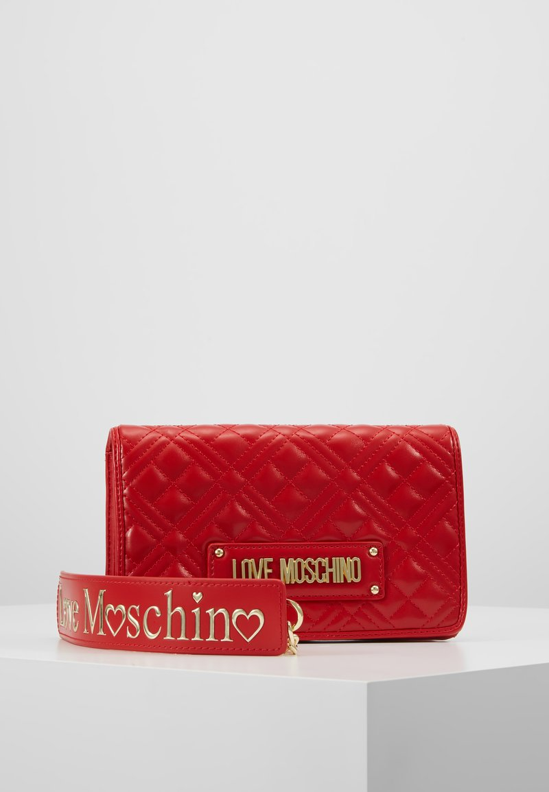 Love Moschino - Psaníčko - red