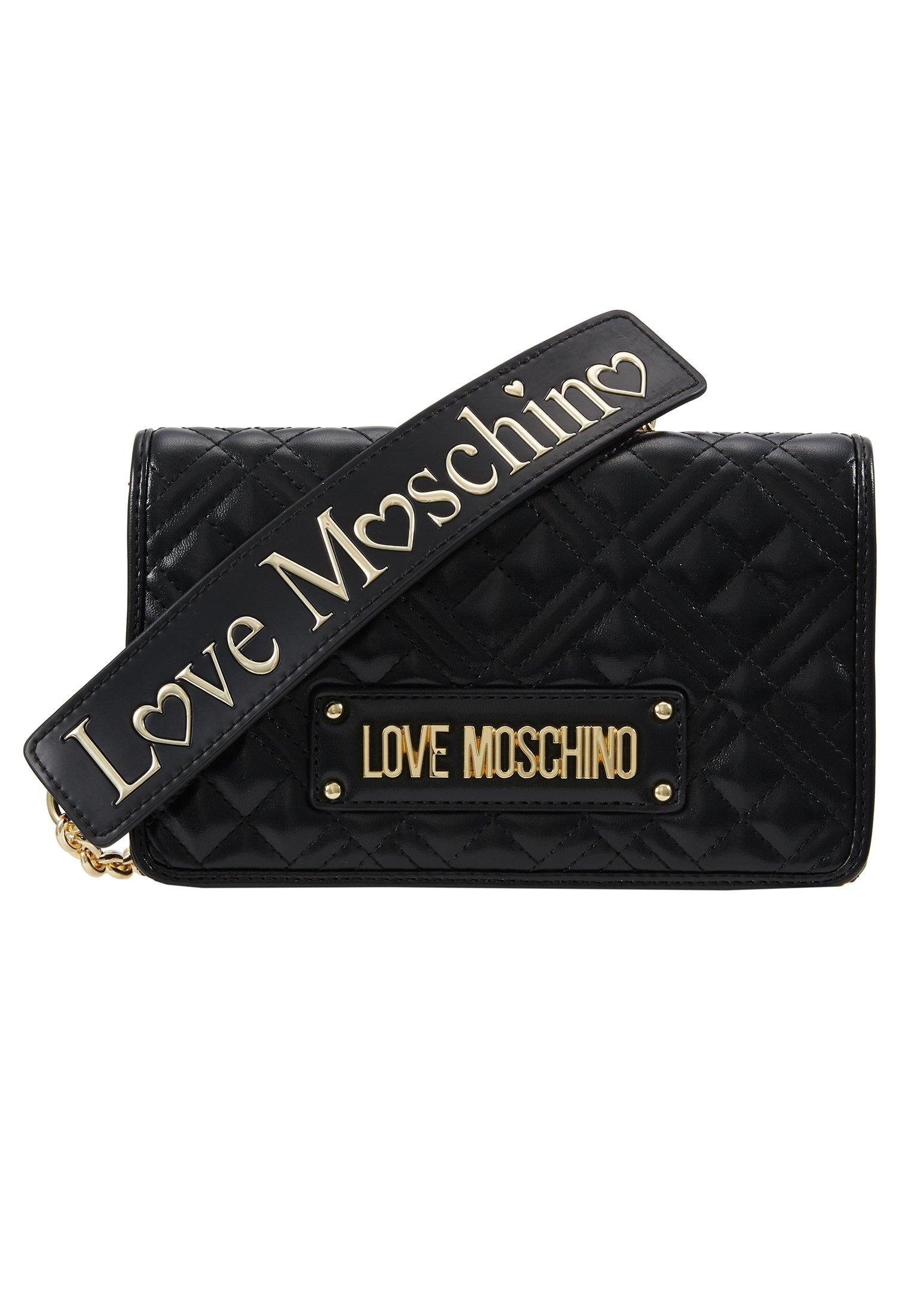 Love Moschino Clutches - black