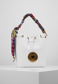 Love Moschino - Handtasche - bianco - 6