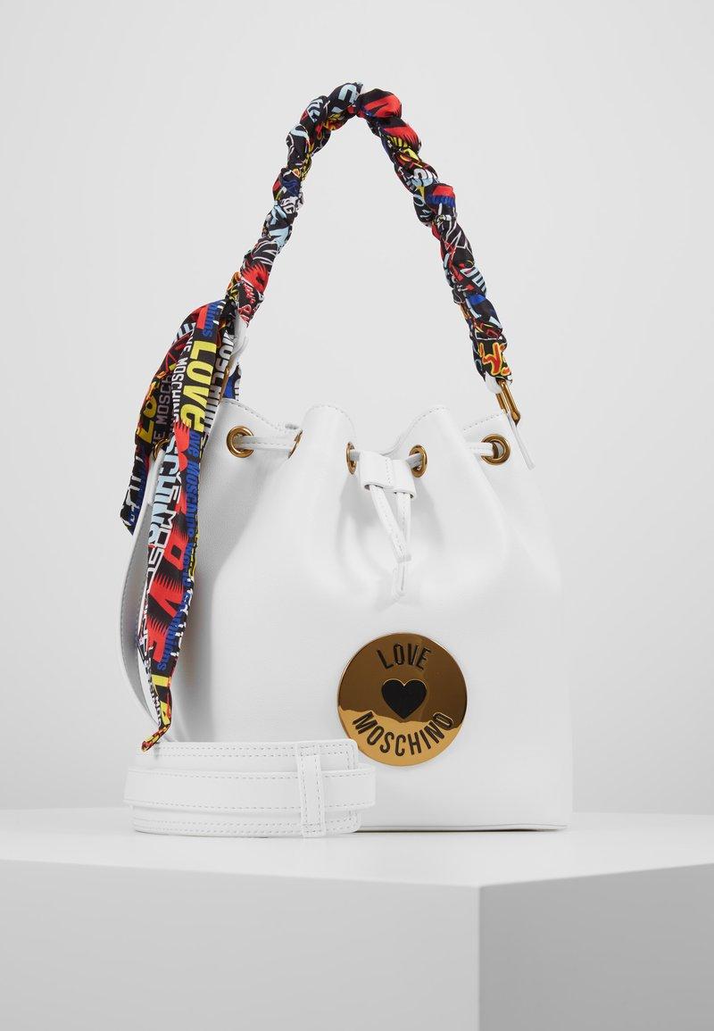 Love Moschino - Handtasche - bianco