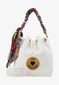 Love Moschino - Handtasche - bianco - 7