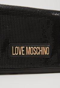 Love Moschino - Clutch - black - 2