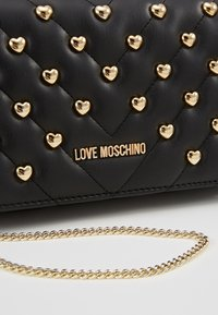 Love Moschino - Taška spříčným popruhem - black - 2