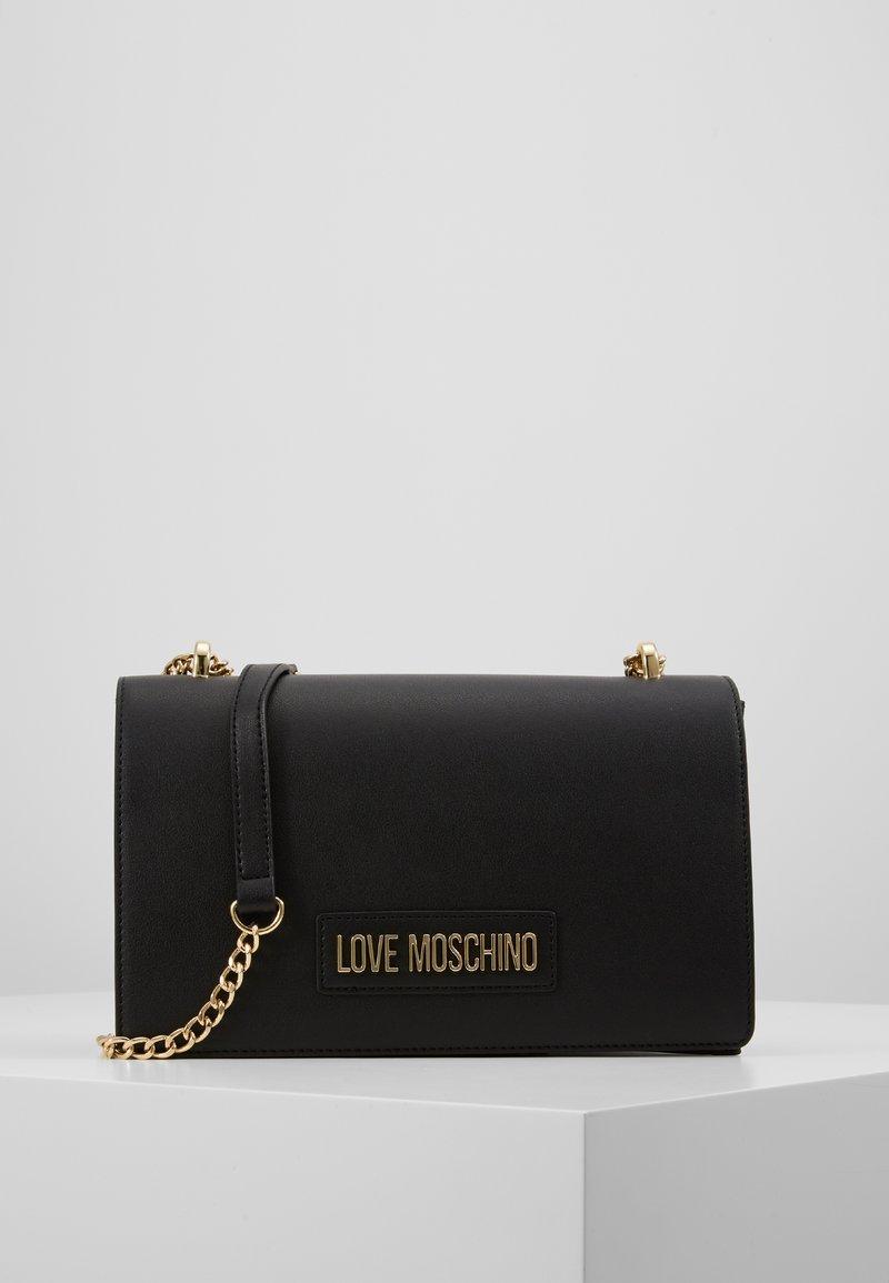 Love Moschino - Borsa a mano - black