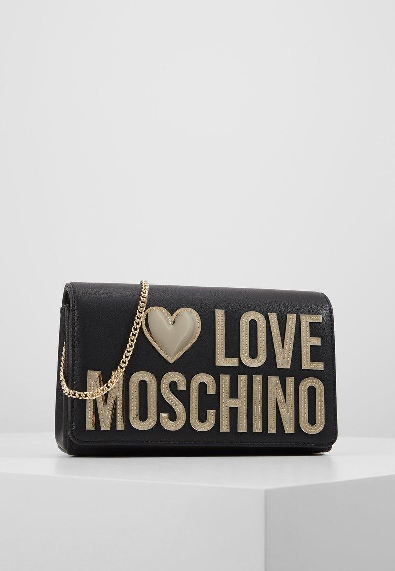 Love Moschino - Sac bandoulière - black