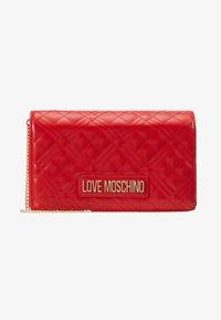 Love Moschino - Taška spříčným popruhem - red - 1