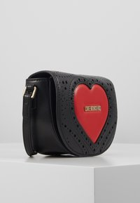 Love Moschino - Schoudertas - black - 2