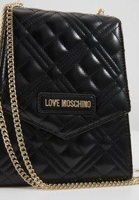 Love Moschino - Schoudertas - black - 2