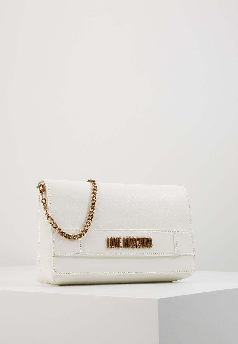 Love Moschino - Clutch - white