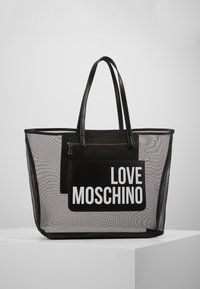 Love Moschino - Shopping Bag - black - 0
