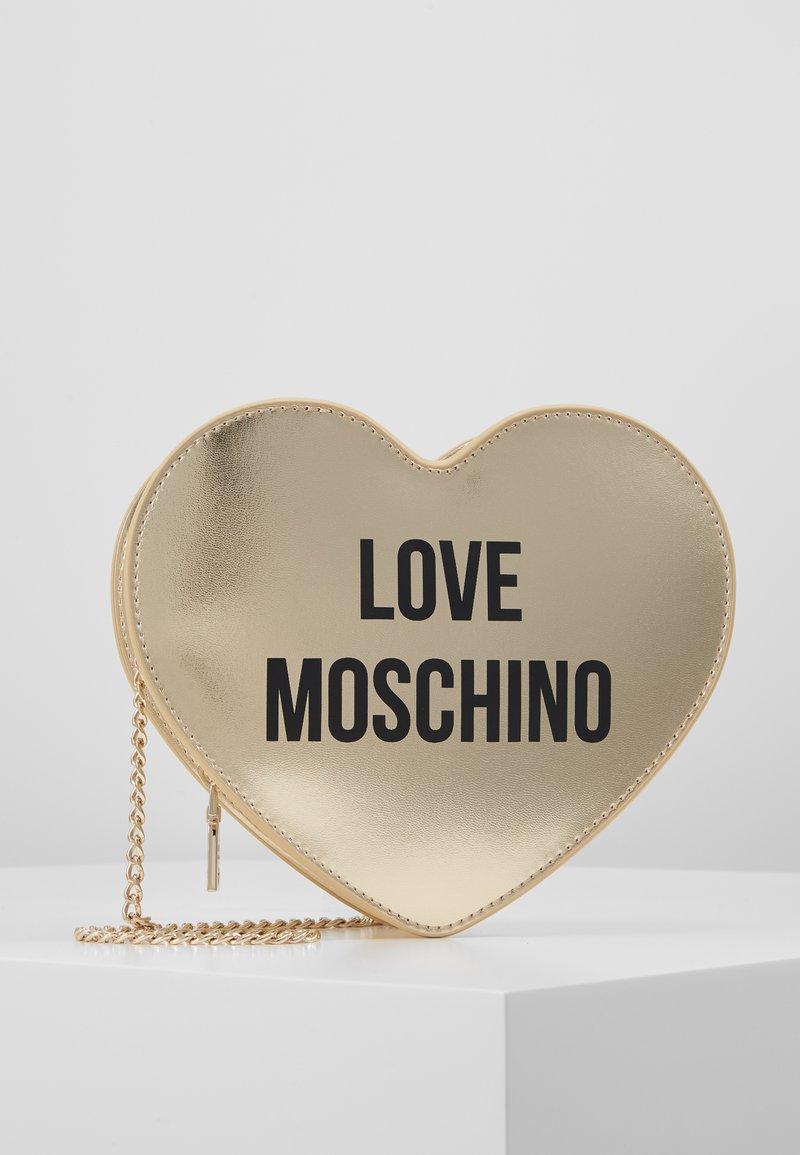 Love Moschino - Schoudertas - gold