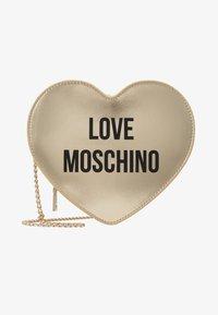 Love Moschino - Schoudertas - gold - 1