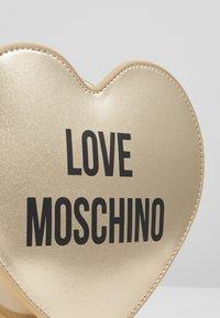 Love Moschino - Schoudertas - gold - 2