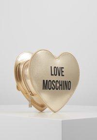Love Moschino - Schoudertas - gold - 4