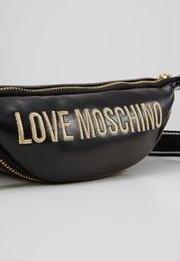 Love Moschino - Heuptas - black - 4