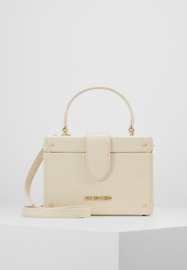 BORSA  - Handtasche - ivory