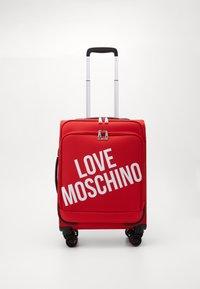 Love Moschino - VIAGGIO  - Set de valises - red - 0