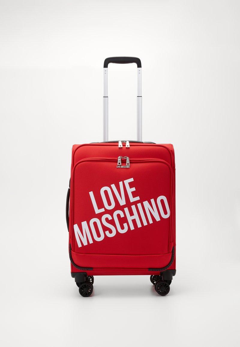 Love Moschino - VIAGGIO  - Set de valises - red