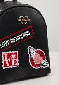 Love Moschino - Ryggsekk - nero - 6