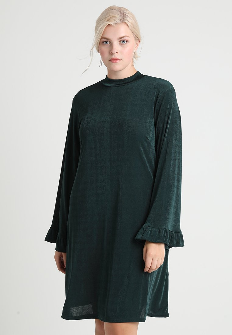 Lost Ink Plus - Freizeitkleid - green