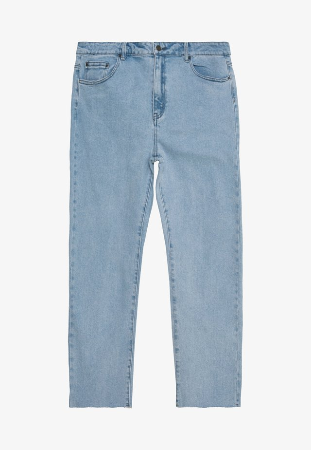 STRAIGHT EARL - Jeans straight leg - light denim