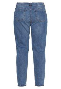 Lost Ink Plus - Jeans Skinny Fit - mid blue - 1