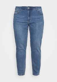 Lost Ink Plus - Jeans Skinny Fit - mid blue - 4