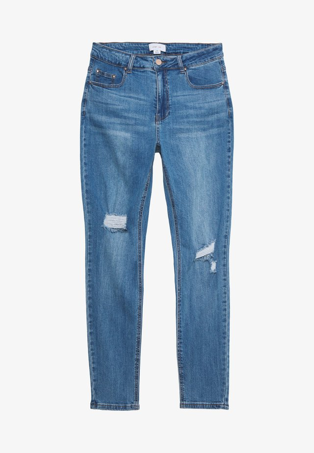 SKINNY IN CADET WASH WITH RIPS - Jeans Skinny Fit - light denim