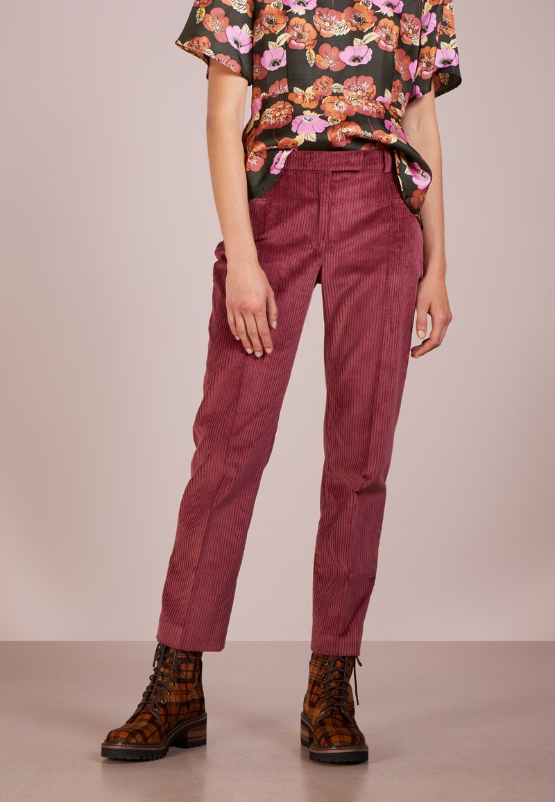 Lovechild - FIOLA - Trousers - old rose